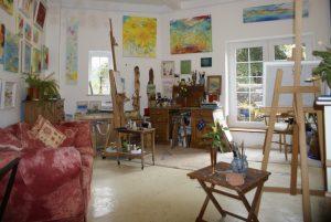 Melody's studio /gallery