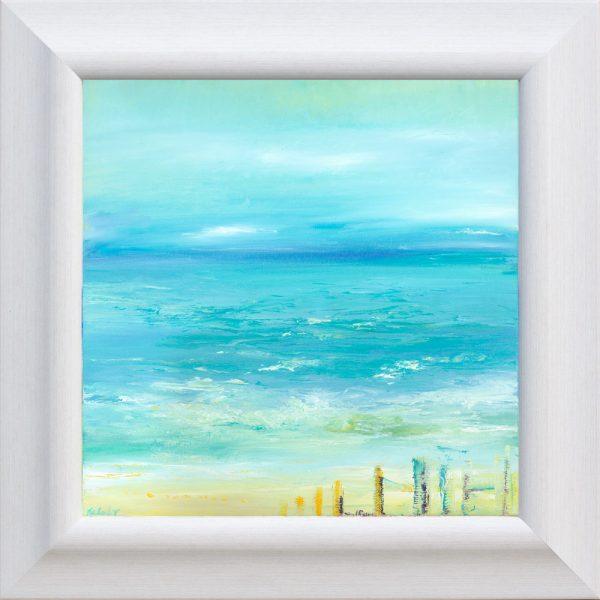 Hope - seascape painting Giclée print