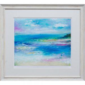 Hurlstone seascape painting