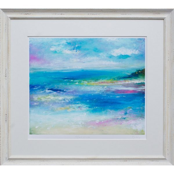 Hurlstone seascape painting