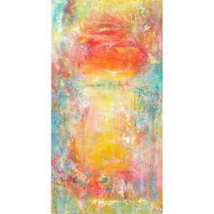 Stairway To Heaven painting abstract art