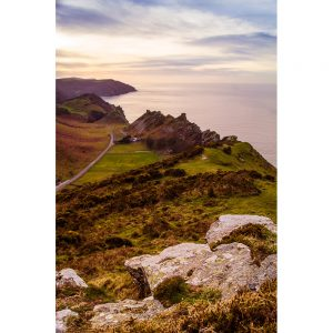 Valley Of The Rocks photo near Lynton on Exmoor