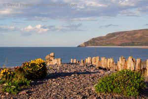 A Day To Remember - looking to Hurlstone Point from Porlock Weir