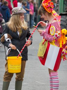 Give Me Your Lolly - the annual Porlock Carnival