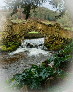 River Of Hope - bridge somewhere on Exmoor