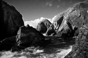 Safe Passage - Mullion harbour Cornwall
