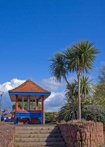 Summer By The Sea - Victorian shelter Minehead