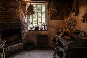 The Gardeners Office - The Lost Gardens of Heligan