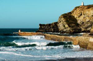 Wave Upon Wave Portreath Cornwall