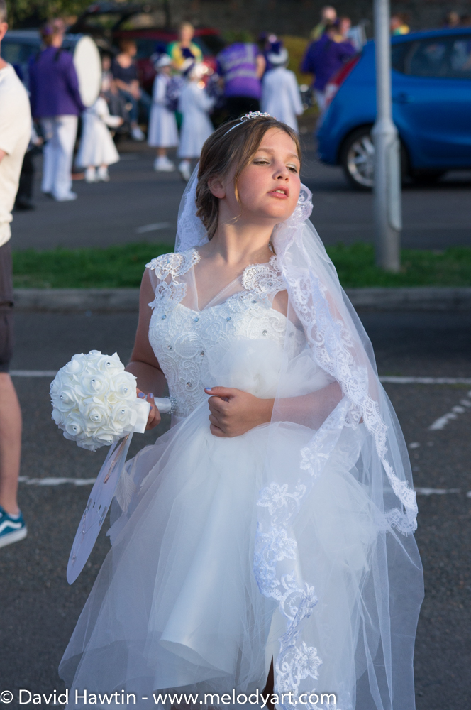 Porlock Carnival Royal Bride