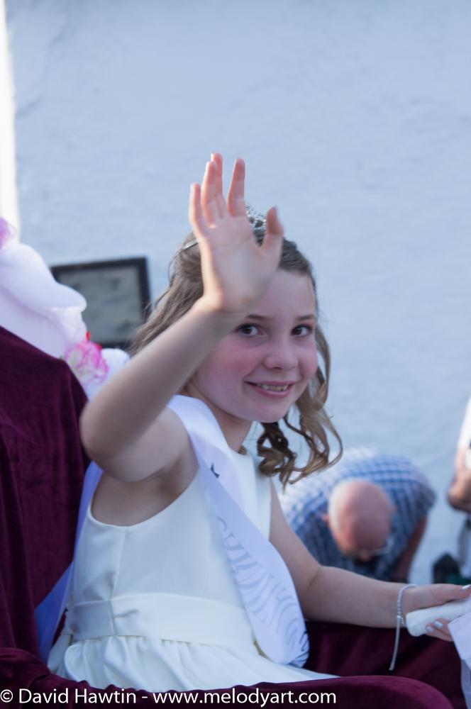 Porlock Carnival Queen