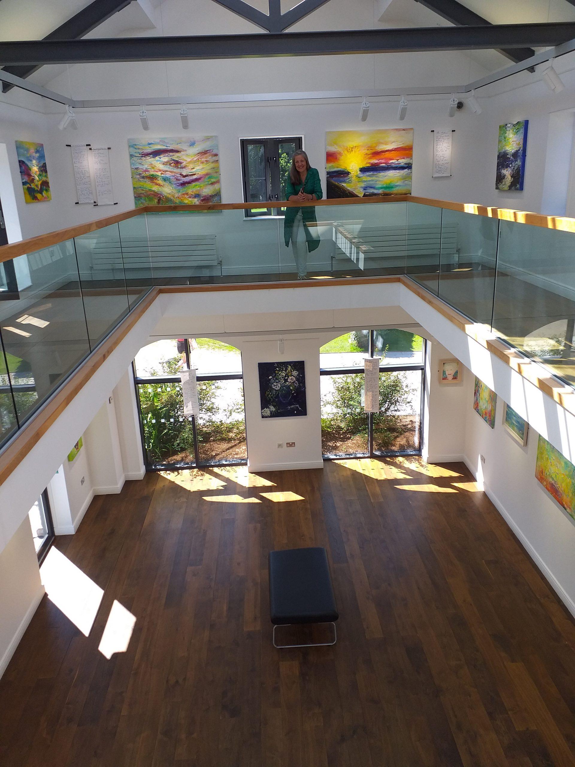 Oriel Gallery Solo Exhibition