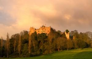 Dunster Castle by Morning Light landscape photo at sunrise