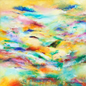Gateway To Heaven landscape painting