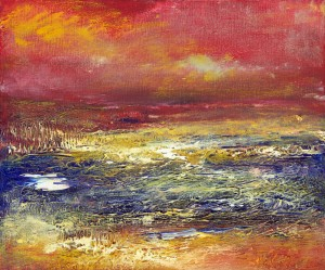Good Times Ahead seascape painting