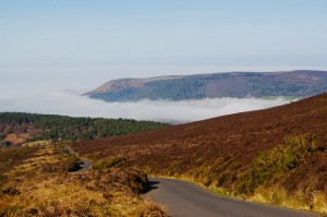 From Dunkery To Selworthy Exmoor landscape photograph